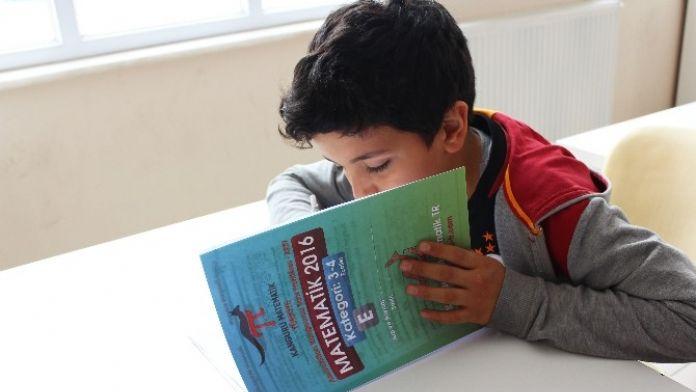 Çınar Kolejinde Matematik Sınavı Yapıldı