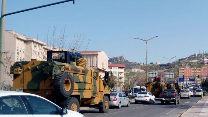 Nusaybin'e Asker Çıkartması!