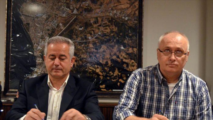 Çanakkale Belediyespor Özdurak'la sözleşmesini uzattı