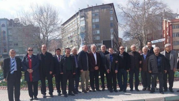 Belediye Başkanları Birliği Kütahya'da Buluştu