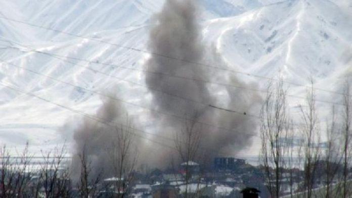 Yüksekova'daki operasyonlar sürüyor - ek fotoğraf
