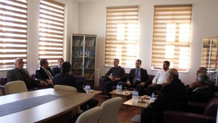 Adilcevaz'da 'Asayiş Ve Huzur' Toplantısı