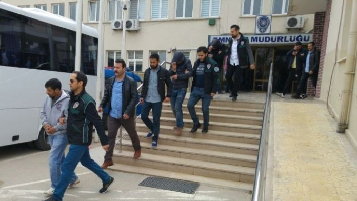 11 Zehir Taciri Tutuklandı !