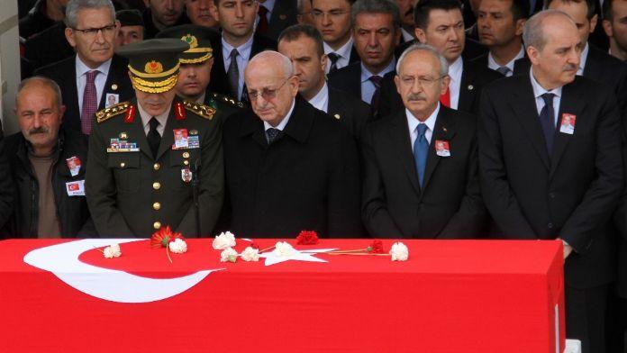 Törene siyasetçiler de katıldı