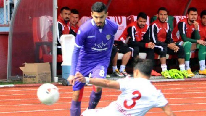 Alpedo Kahramanmaraşspor-Orduspor: 0-0