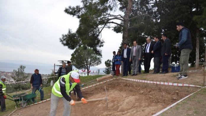 Bayraktepe'ye İlk Kazma Vuruldu
