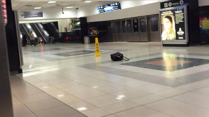 ABD Atlanta Havalimanı terör nedeniyle boşaltıldı