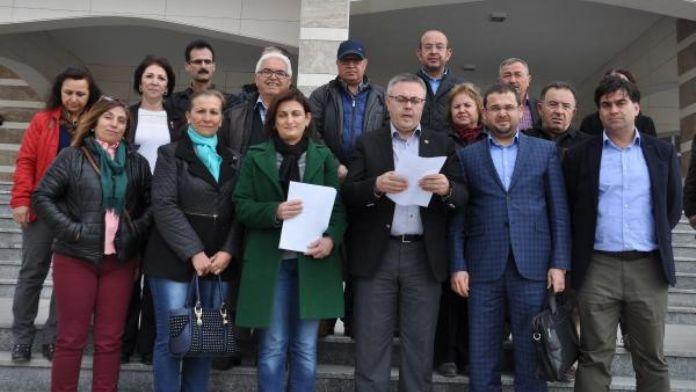 CHP Uşak'tan devlet yöneticileri hakkında suç duyurusu