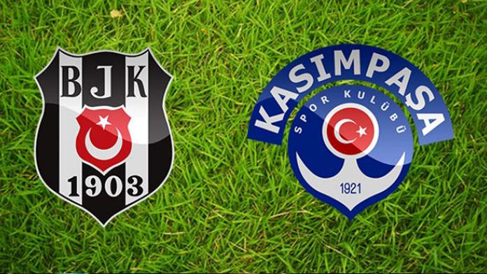 Beşiktaş, Kasımpaşa mesaisine başladı