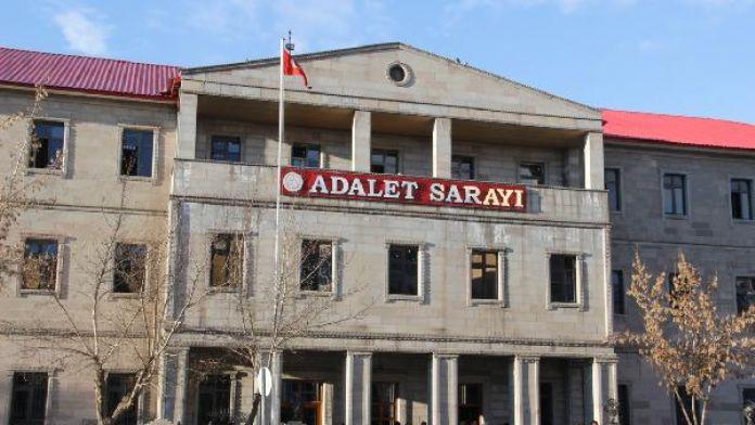 Ağrı'da 11 üniversite öğrencisi tutuklandı