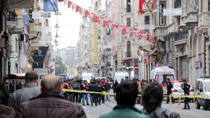 Taksim'deki terör saldırısına flaş tutuklama
