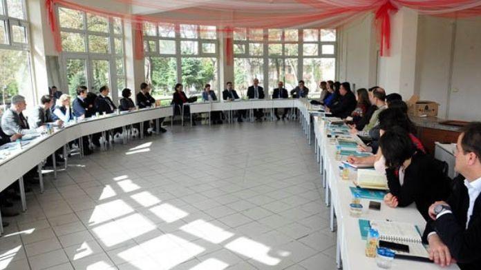 Stratejik Plan Toplantısı Yapıldı