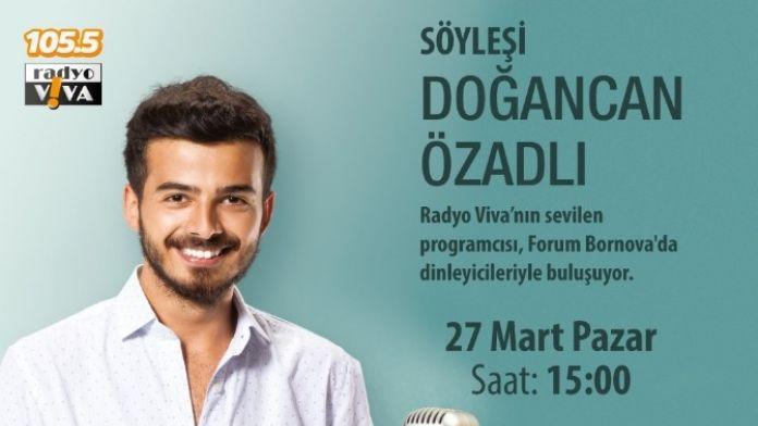 Ünlü Radyocu İzmir'de Vatandaşlarla Buluşacak