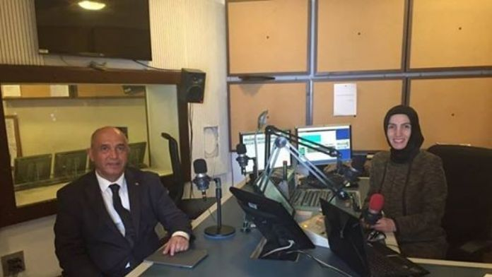 Ilıcalı Uzmanlığını TRT Kent Radyoda Konuşturdu