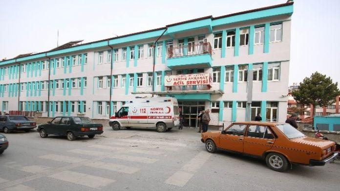 Konya'da 10 Kişi Karbonmonoksit Gazından Etkilendi