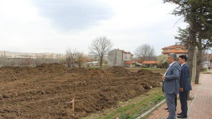 Hisarcık'a Yeni Kapalı Pazar Yeri
