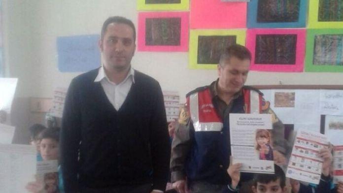 Malkara Jandarma Trafik'ten Öğrencilere Seminer
