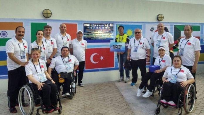 Milli Atıcılar Dünya Kupasından Madalya İle Döndü