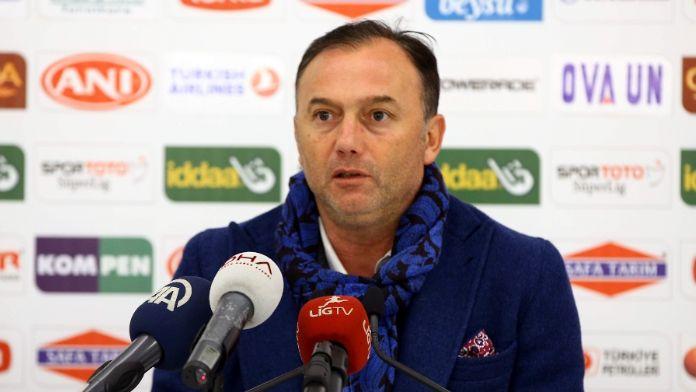 Trabzonspor'da gelen gideni arattı