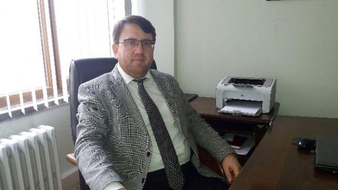 Fatih Karazeybek, Kütahya Evliya Çelebi Eğitim Merkezi Müdürü Oldu