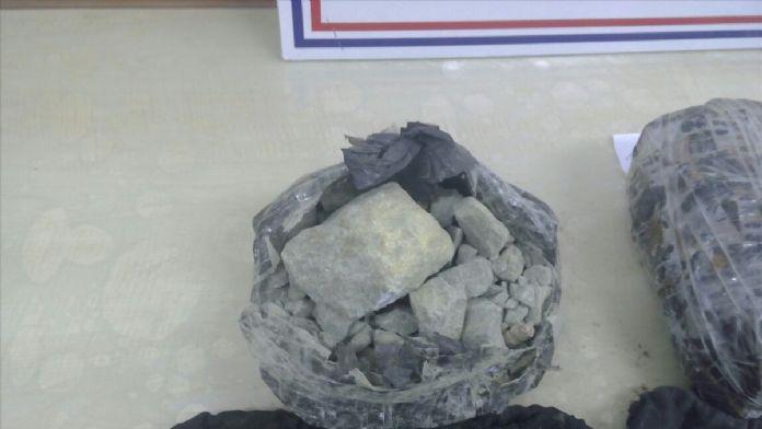 Ceylanpınar'da 35 kilogram plastik patlayıcı ele geçirildi