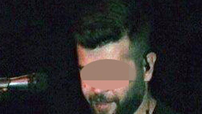 Canlı yayında 'canlı bombayım' dedi, gözaltına alındı