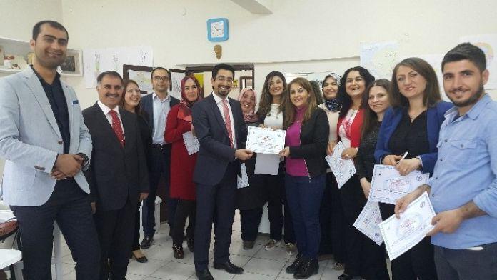 TRSM Personellerine Teşekkür Belgesi Verildi