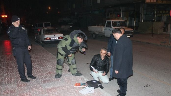 İki Ayrı Şüpheli Paket Polisi Harekete Geçirdi