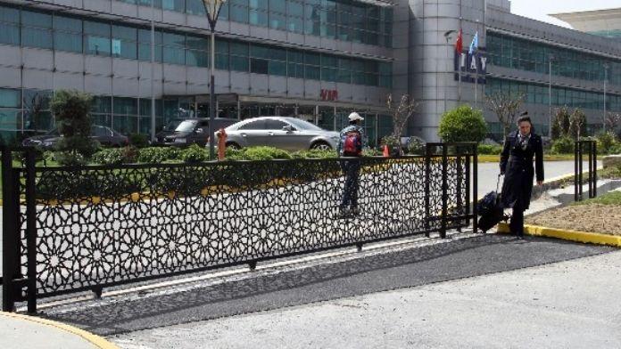Atatürk Havalimanı'nda Güvenlik Seviyesi 'Turuncu'