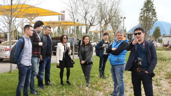 Kazakistan, Endemik Bitkileriyle EXPO 2016 Antalya'da