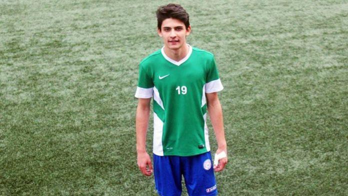 Genç futbolcudan bir maçta 9 gol