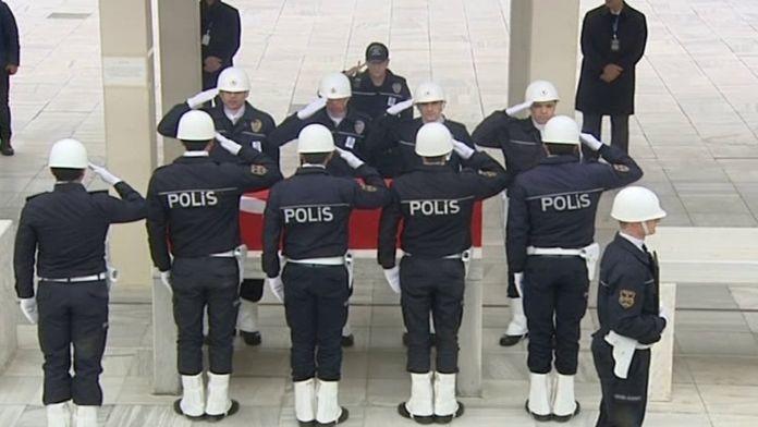 Şehit Polis Boran son yolculuğuna uğurlandı