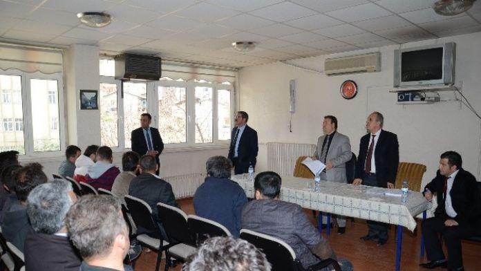 Darende Belediyesinden Girişimcilik Eğitimi