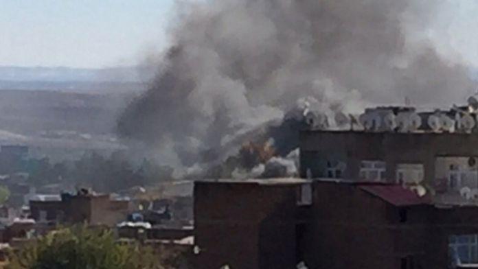 Nusaybin'de patlama: 2 şehit, 6 yaralı