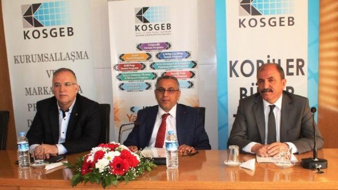KOSGEB'ten Kobilere 'KOBİ-gel' Müjdesi