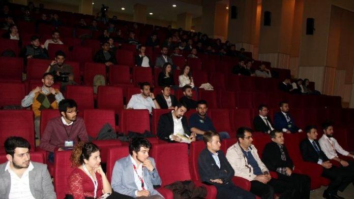 ERÜ'de Havacılık Sektöründe Tahribatsız Muayene Teknoloji Ve Uygulamaları Anlatıldı