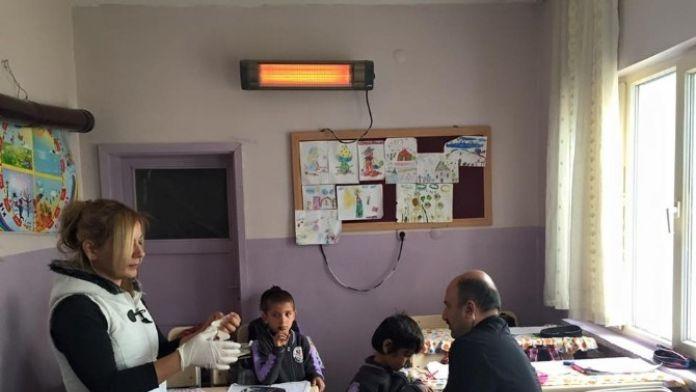 Okullarda Sağlık Taramaları