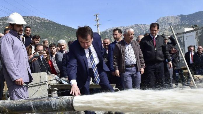 Kahramanmaraş'ta Jeotermal Çalışmaları