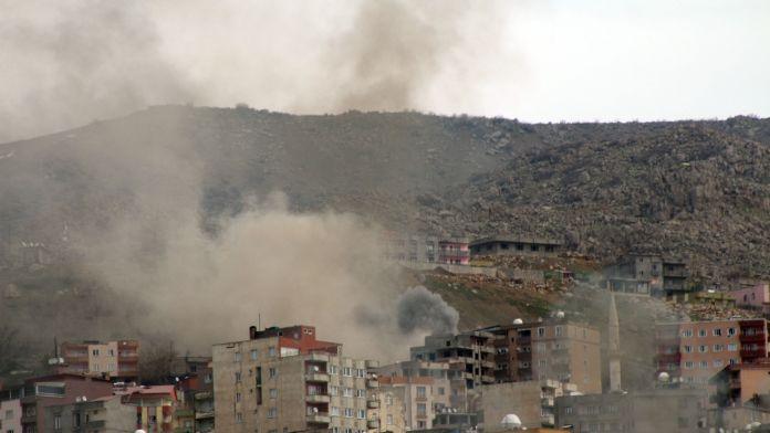 Şırnak'tan acı haber: 1 polis şehit, 1 polis yaralı