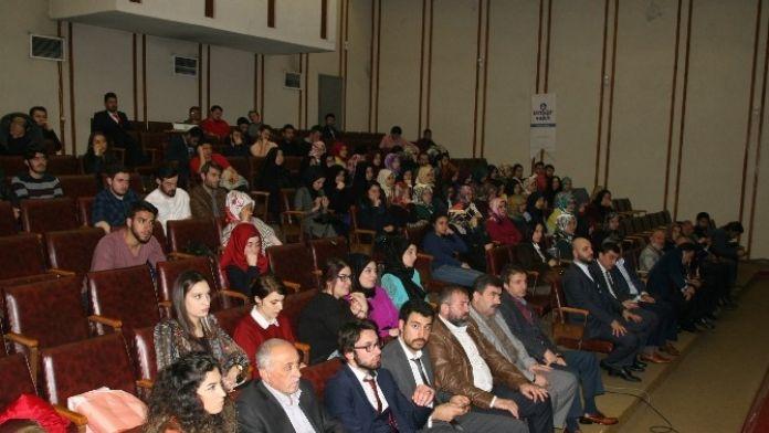KTÜ'de 'Kar Amacı Gütmeyen Toplulukların Tanıtımı' Toplantısı