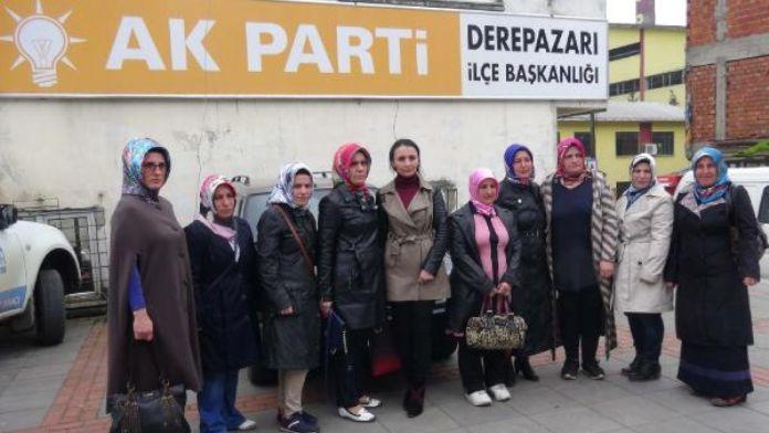AK Parti Yönetiminde İstifa Üstüne İstifa