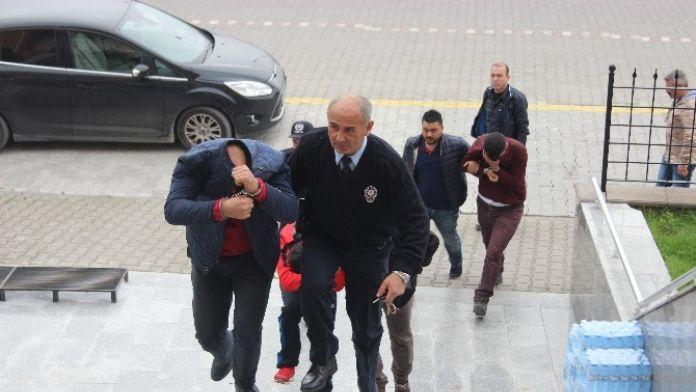 Kiralık Araçla Otomobil Çalan Zanlılardan 1'i Tutuklandı