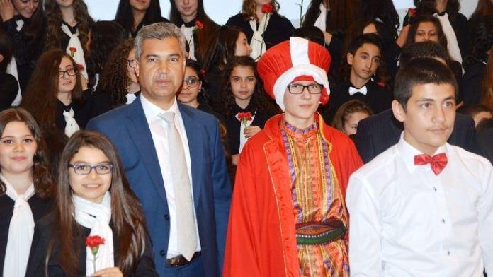 '250 Çocuk Yürekten 250 Bin Ruha Nefes' Dinletisi