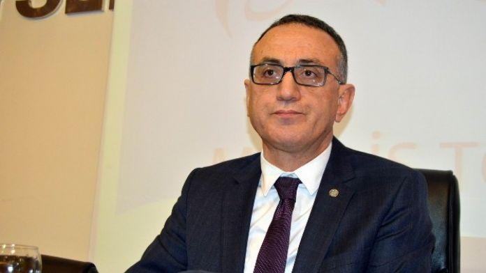 KTO Meclis Başkanı Mehmet Filiz İstifasının Ardından Konuştu