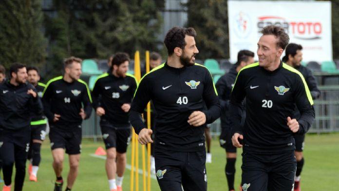 Akhisar Belediyespor, Antalyaspor maçı hazırlıklarına başladı