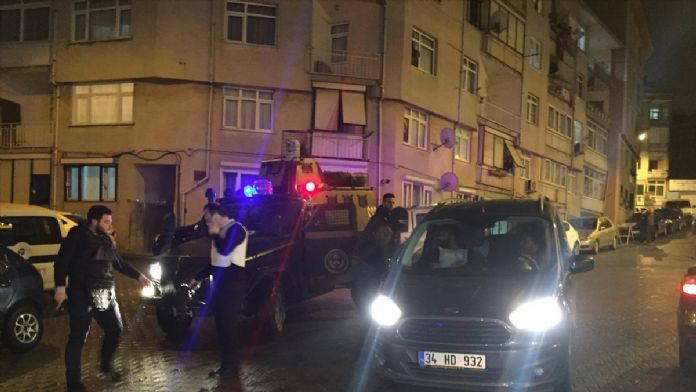'Havai fişek' polisi harekete geçirdi