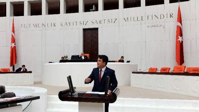 CHP'li Baydar, Brüksel Saldırılarını Meclis'e Taşıdı