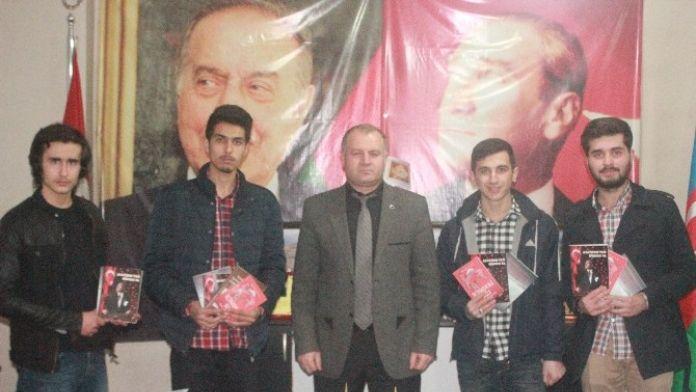 Anadolu Velayet Gençliği Topluluğu'ndan ASİMDER'e Ziyaret