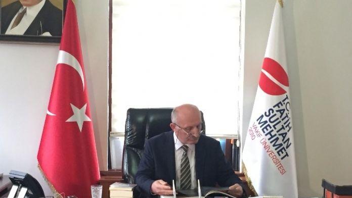 Prof. Dr. Musa Duman: 'Kültürümüzün Yıldız İsimi Evliya Çelebi'yi Rahmetle Anıyoruz'