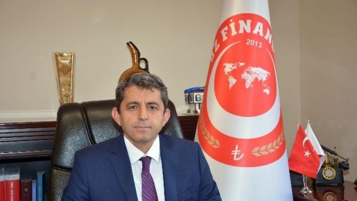 Öz Finans İş Sendikası Genel Başkanı Eroğlu: 'Terör Locaları Halkbank'ı Karalamak İstiyor'